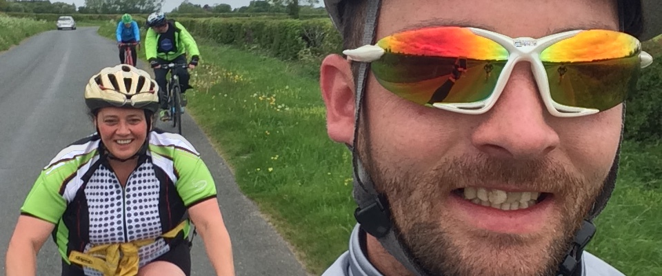 Way of the Roses cycle ride 2015