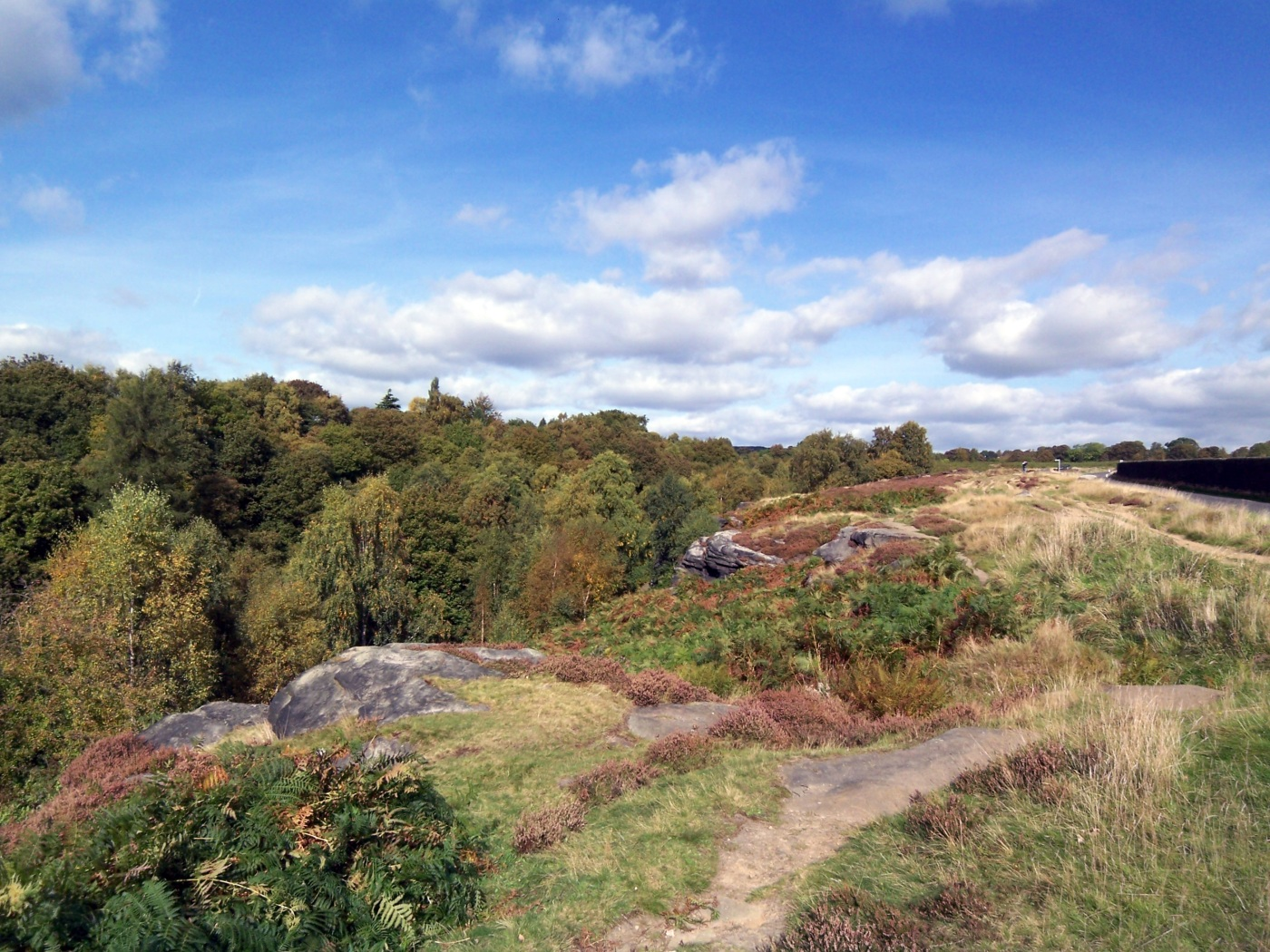 Baildon Road Climb