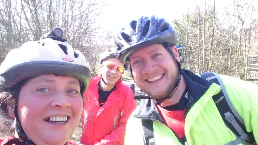 Wheel of Wakefield Sport Relief Challenge 2016