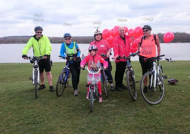 Wheel of Wakefield, Sports Relief Challenge 2016
