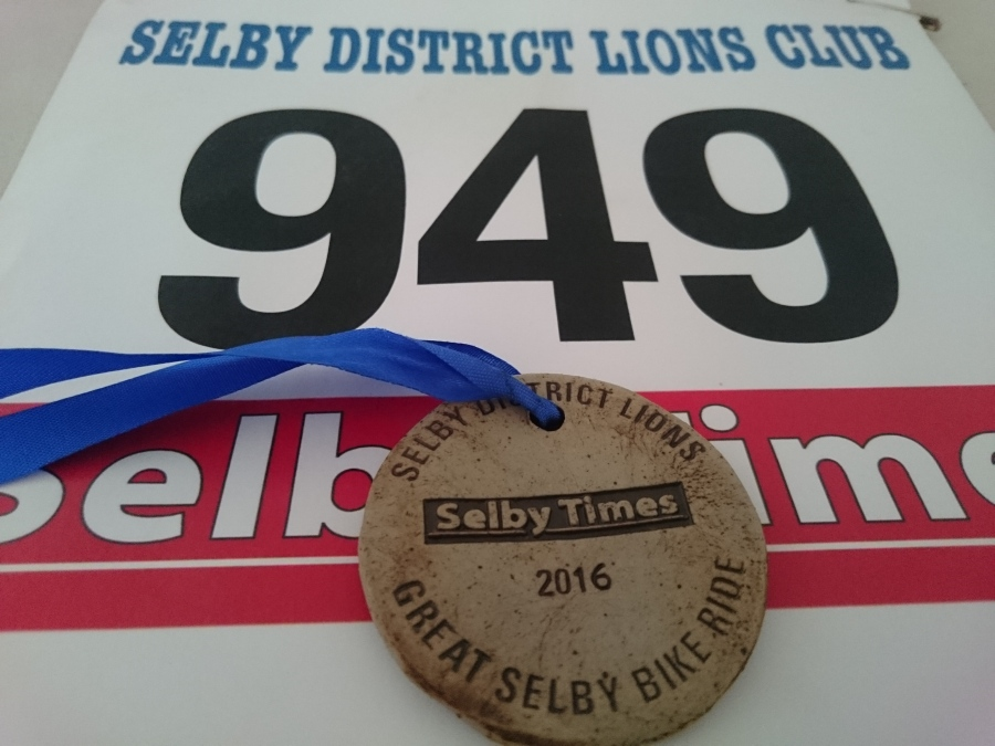 Selby Times Great Selby Bike Race 2016