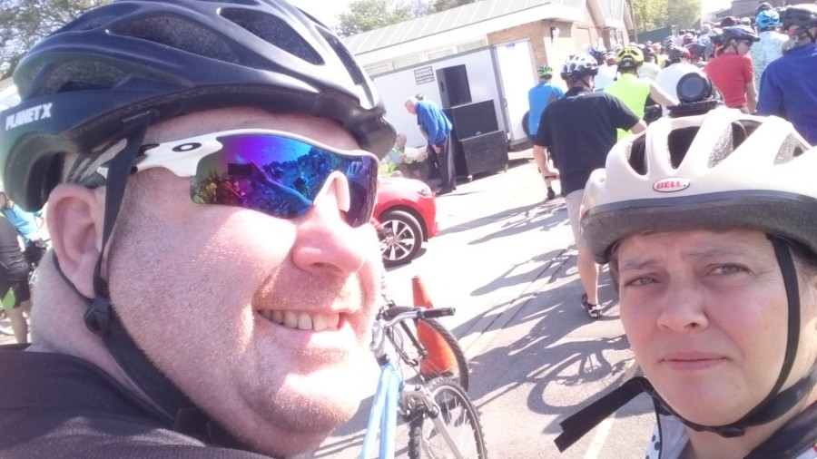 Selby Bike Ride 45 May 2016