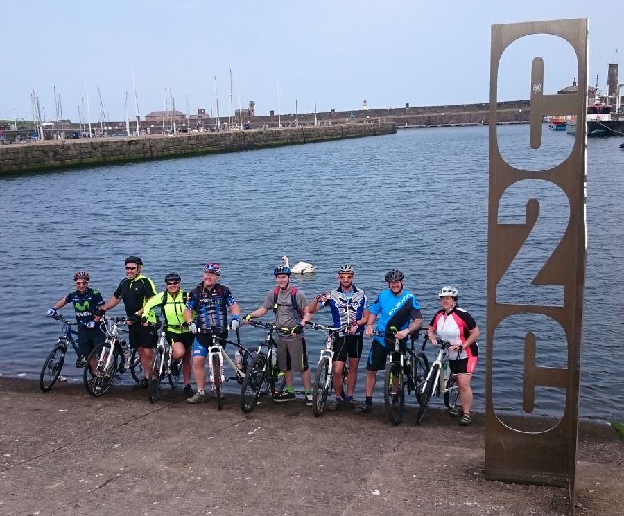 Sea to Sea Cycle Ride