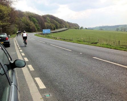 DAY 1 240 MILES FOR BROOKIE TdYSportive (50a)