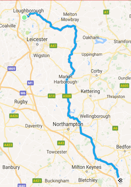 STATS from 240 MILES FOR BROOKIE CHALLENGE (6)