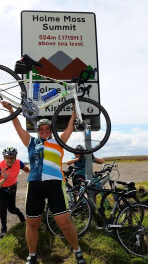 Holme Moss Climb Challenge Completed (22)