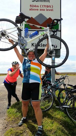 Holme Moss Climb Challenge Completed (23)