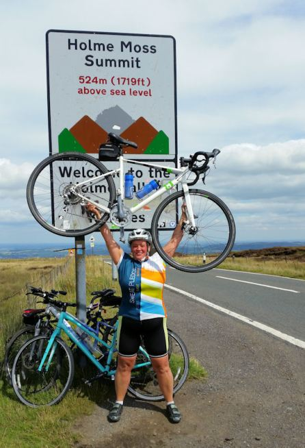 Holme Moss Climb Challenge Completed (27)