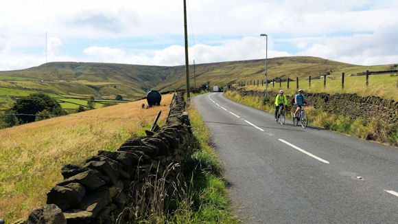 Holme Moss Climb Challenge Completed (36)