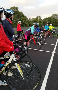 Day 2 October #sweatpledge Cycle Challenge - Breeze Session at Brownlee Cycle Circuit 021017 (3)